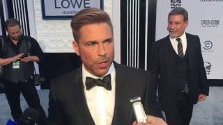 Comedy Central Roast of Rob Lowe: Red Carpet Interviews