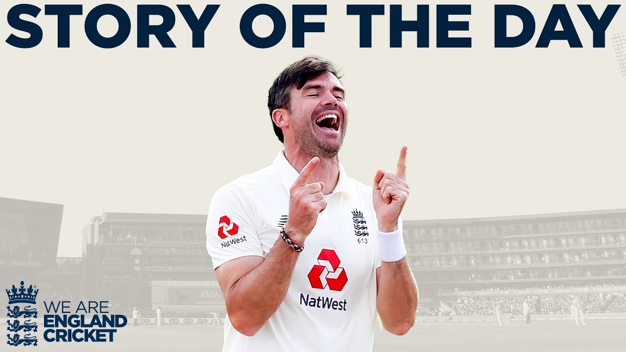 Download James Anderson Reaches Record 600 Wickets!   England v Pakistan 3rd Test Day 5 2020