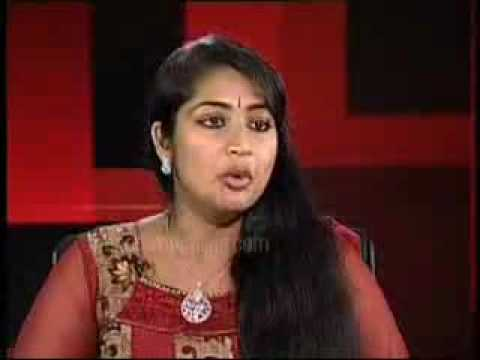 NAVYA NAIR INTERVIEW PART 1