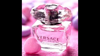 Review - Versace Bright Crystal for Women Perfume - Is it best for hot summer days?