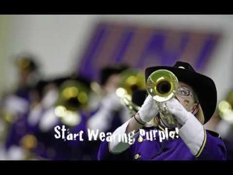 Start Wearing Purple!