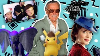 STAN LEE PASSES AWAY, NINTENDO RUSSIA CEO IS NUTS, TRAILERS GALORE!   The BS On the INTERNET