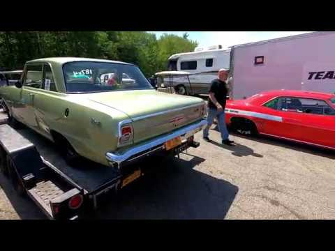 Street Outlaws at New England  Dragway 5-25-19