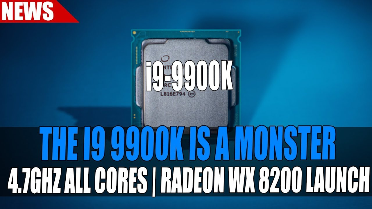 Intel I9 9900K & I7 9700K Clocks Leak 9600K & 9700K Benchmark Leaks