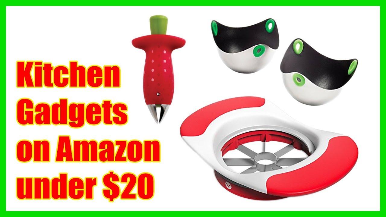 10 Best Kitchen Gadgets on Amazon under $20 (2018) - YouTube