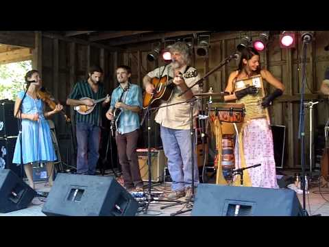 """""""Whiskey For Breakfast!"""" Yonder Harvest Festival 2010 Elephant Revival guests from LOS, YMSB"""