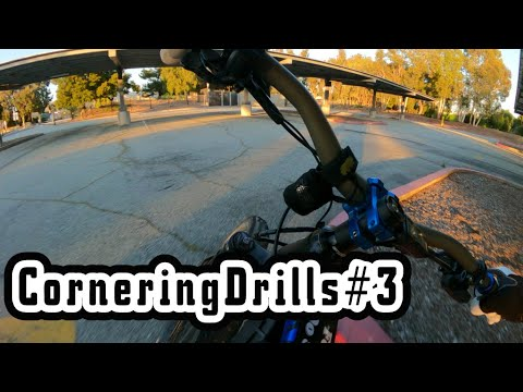 MTB | Cornering Drills #3 - Midwich Elementary