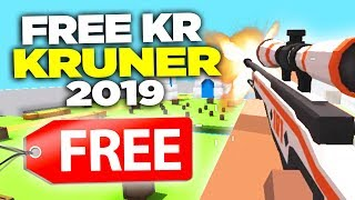 vuclip How to Get Free KR in Krunker.io (It's Easy lol) (Opening Cases for Skins)