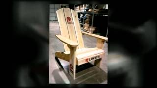 Custom Adirondack Chairs |