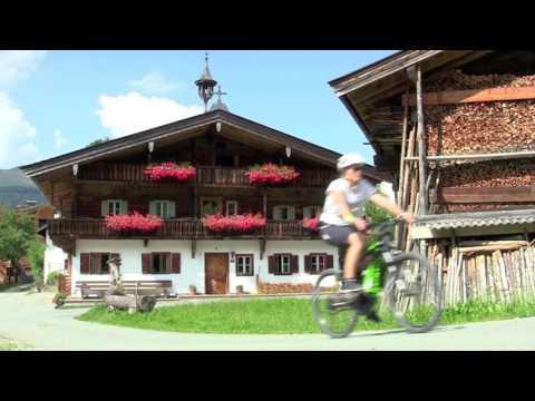E-Bike Genusstouren in den Kitzbüheler Alpen