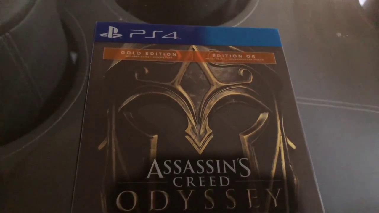 assassins creed odyssey gold editionfull unlocked - 1280×720