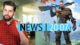 Neuer Shooter »The Cycle« von Yager - WoW-Patch 8.0 bringt Ärger - News