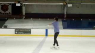Christina Aguilera - The Voice Within (Clips of Me Skating)