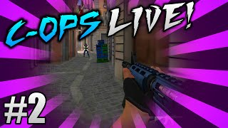 """Critical Ops - LIVE! #2 