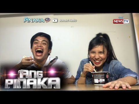 Ang Pinaka: The spicy noodle challenge rules the internet!