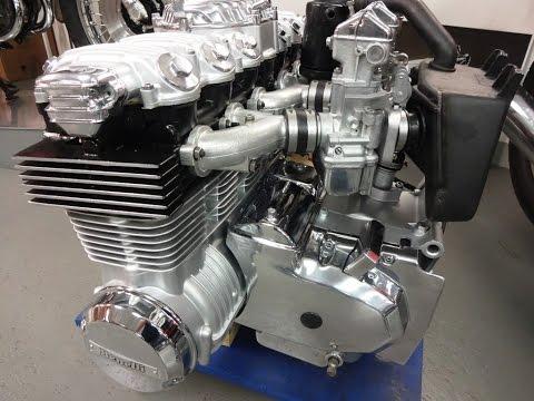 Honda Cb750 Cafe Racer >> Motor Benelli 750 sei - YouTube