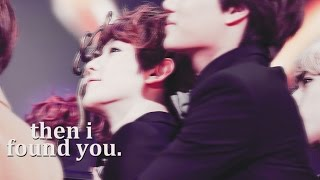kaibaek; then i found you.