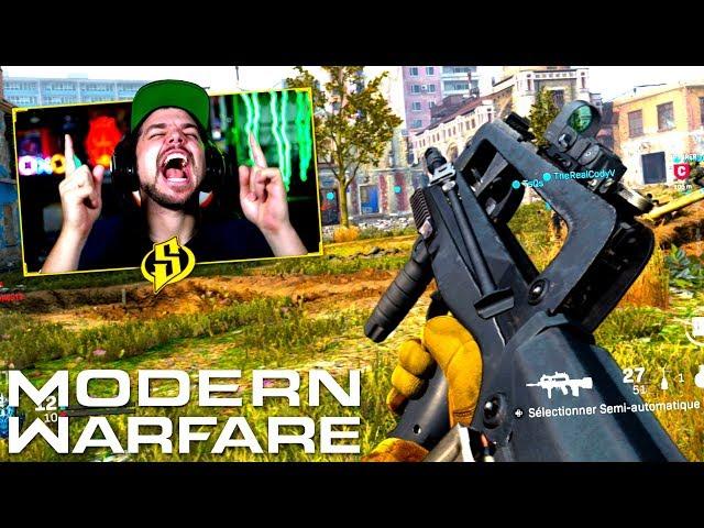 Découverte de la BETA de MODERN WARFARE !! (Call of Duty 10v10 Gameplay Multijoueur)