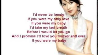 If u were my baby by Rick Price with lyrics