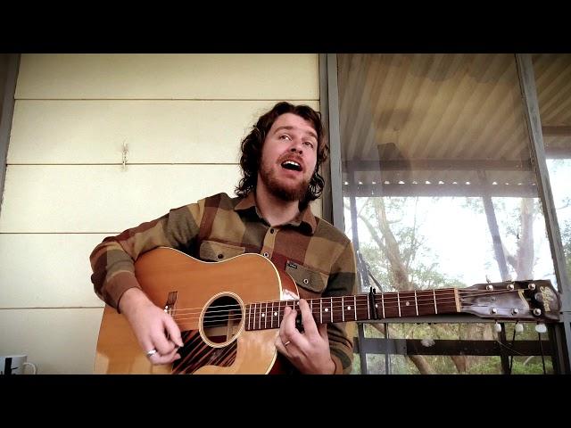 CJ Stranger - 'Outlaw' Acoustic Balcony Session