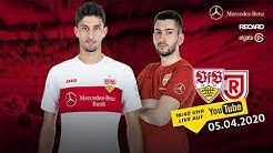 Bundesliga Home Challenge - SSV Jahn Regensburg vs. VfB