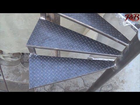 Как сделать лестницу своими руками винтовую лестницу