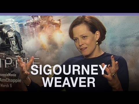 Sigourney Weaver on Alien, Ghostbusters and Avatar sequels