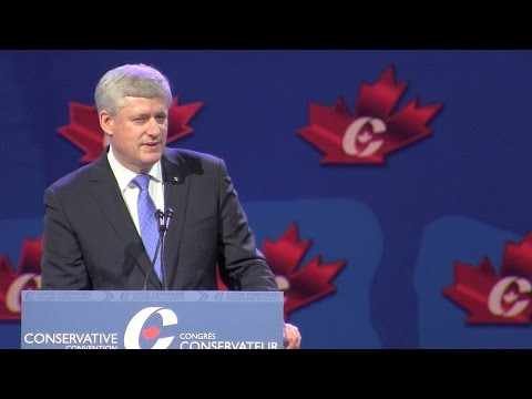 #CPC16: Fitting tribute to Stephen and Laureen Harper