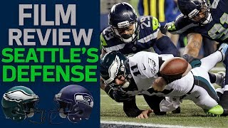 How Seattle Shut Down the Eagles High-Flying Offense   Film Review   NFL Network