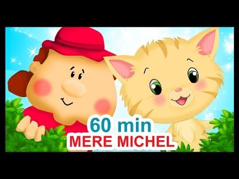 La mère Michel - 1heure de comptines pour les petits - MONDE DES TITOUNIS
