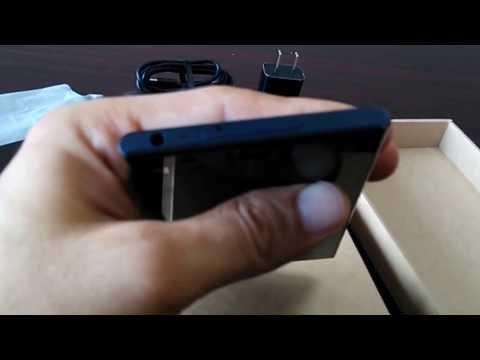 Xiaomi mi-3 Turkiye kutu açılışı