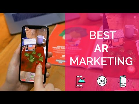 Best Augmented Reality Marketing Experiences 2019