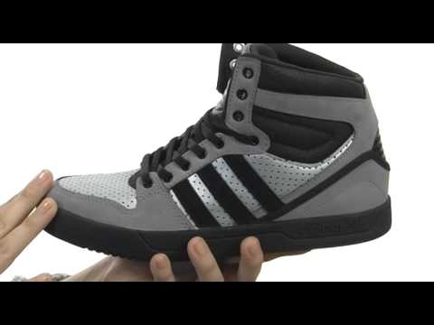 the latest 553bc be3e3 adidas Originals Kids Court Attitude (Big Kid) SKU8250704