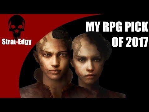 My Favorite RPG of 2017