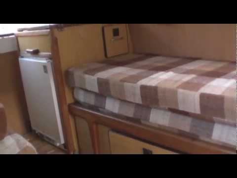 Ford transit mk2 1981 mp4 youtube for Interieur 050