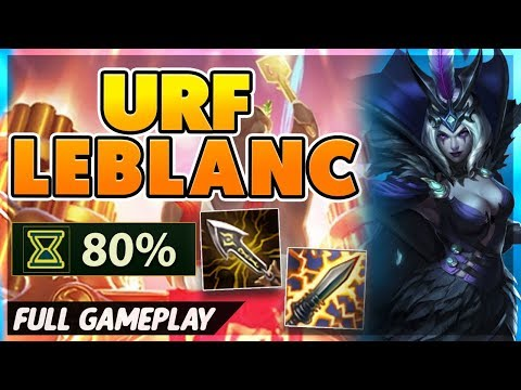THE BEST URF CHAMPION HANDS DOWN (HILARIOUS JUKES) - BunnyFuFuu Full Gameplay