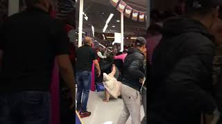 BLACK  FRIDAY 2017 SOUTH AFRICA game gateway mall chaos