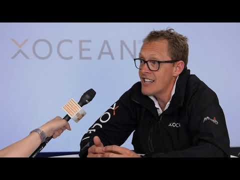 XOCEAN CEO James Ives | Global Offshore Wind Conference | Ju
