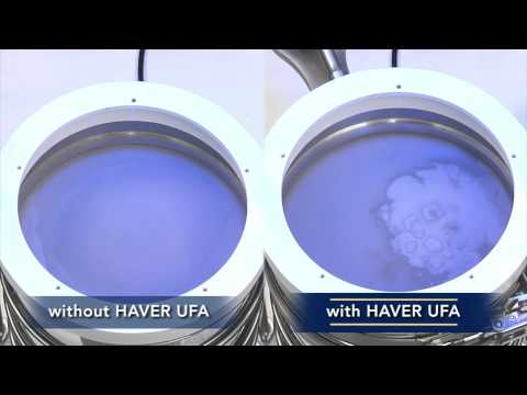 HAVER UFA Ultrasonic Sieve Support