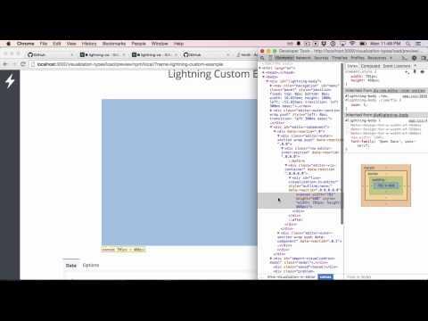 Lightning | Data Visualization Server