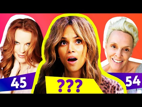 TOP 10 Celebrities Who Gave Birth After 45 | ⭐OSSA