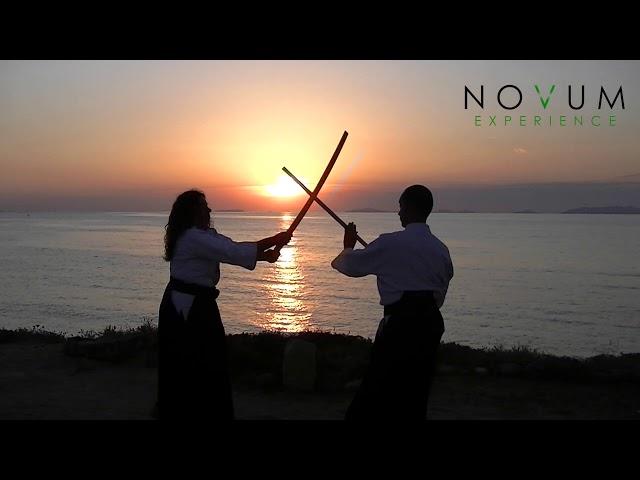 06 Ken tai jo roku - Aikido Novum Experience -合氣道 -武器技 -剣体杖六