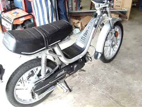 1978 vespa grande - youtube