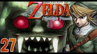 DONT DO THIS WIFE! Let's Play The Legend of Zelda: Twilight Princess HD w/ ShadyPenguinn [27]