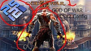 God of War 1 & 2 Pcsx2 Config