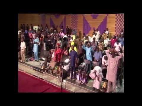 Rev. Felix Meduoye.. Kingdom Life Convention