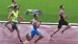 Мемориал братьев Знаменских, бег 400 метров мужчины