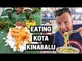 DIY KOTA KINABALU FOOD TOUR | Where to eat in Kota Kinabalu Sabah