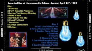 Scorpions - Blakout Live - Don