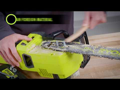 2 Cycle 16 Chain Saw Ryobi Tools